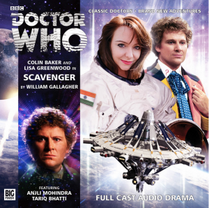 Doctor Who Scavenger cover