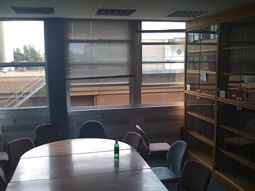 boardroom at RT