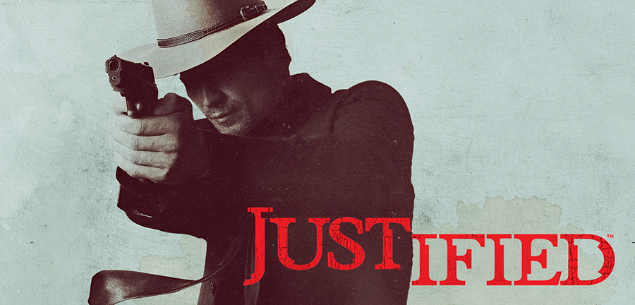 Poster for FX TV show Justified