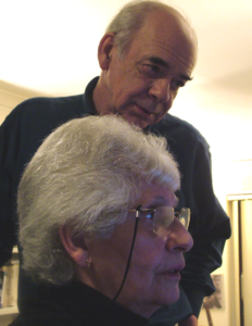 Alan Plater and Shirley Rubinstein