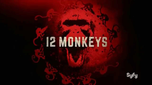 12 Monkeys TV series logo