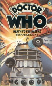 Cover of Death to the Daleks