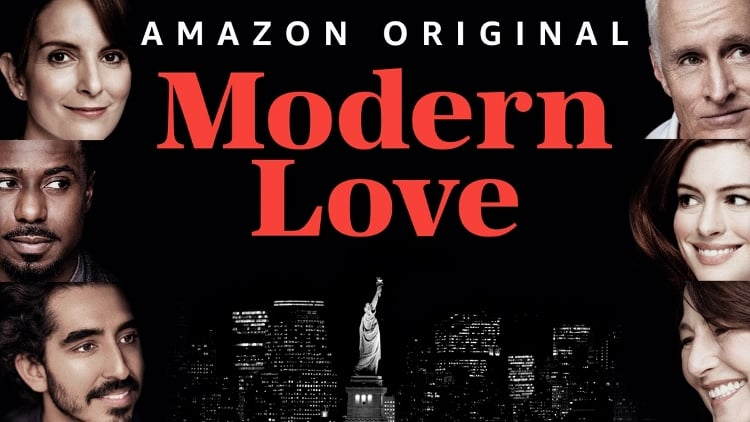 Poster for Modern Love on Amazon